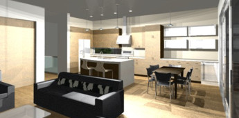 house plan kitchen